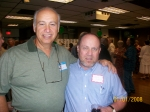 Tom Graziano & Steve Zippin - 45th Reunion