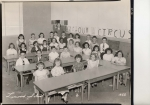 Linwood Ave 2nd grade - 1955