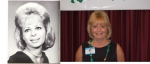 Mary Romanelli (Sargentini)  then and now