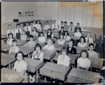 1955 Second Grade Hoffman Avenue School