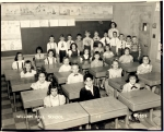 1954 First Grade William Rall School
